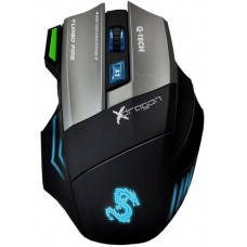GAMING MOUSE X-DRAGON G-8 + MOUSEPAD