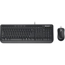 MS KIT KEYBOARD MOUSE DESKTOP 600