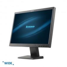 """Lenovo Monitor L2250p TFT22""""Black D-SUB & DVI-D"""