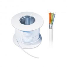 Καλώδιο Συν. Θωρ.4Χ0,22MM2 Al Foil Drain 100M Wire