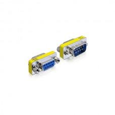 DELOCK Adaptor μετατροπής σειριακής θύρας SUB-D9 Extension 65249