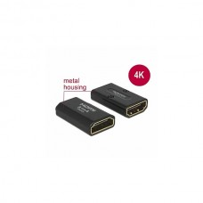 DELOCK ADAPTOR 4K HDMI-A Female To HDMI-A Female 65659