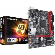 Gigabyte B360M H (rev. 1.0)
