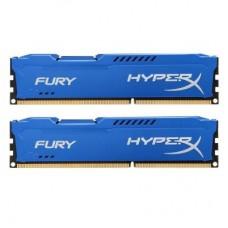 HyperX Fury Blue 8GB DDR3-1866MHz (HX318C10FK2/8)