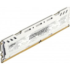 Ballistix Sport LT 4GB DDR4 2666 MT/s DIMM 288pin white