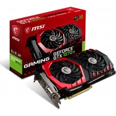 MSI VGA PCI-E NVIDIA GF GTX 1070 Ti GAMING 8G