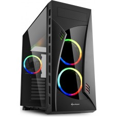 SHARKOON PC CHASSIS NIGHT SHARK RGB