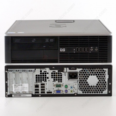 HP Compaq Elite 8100 SFF