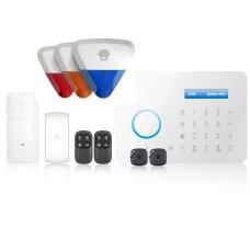 Chuango G5 SafeHome Basic έξυπνος και εξελιγμένος ασύρματος συναγερμός GSM