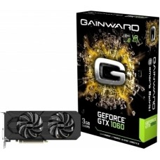 Gainward GeForce GTX1060 3GB GDDR5 HDMI DVI DP